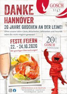 20 Jahre GOSCH Hannover